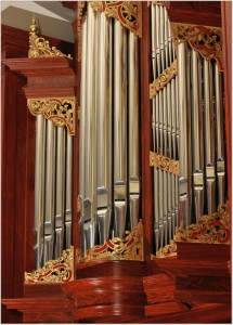 organist5 215x300 - Announcement: Parish Pipe Organs