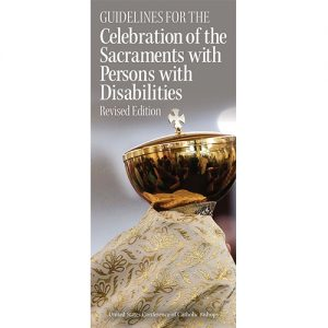 7 574 2 300x300 -  Guidelines for the Celebration of the Sacraments with Persons with Disabilities, Revised Edition