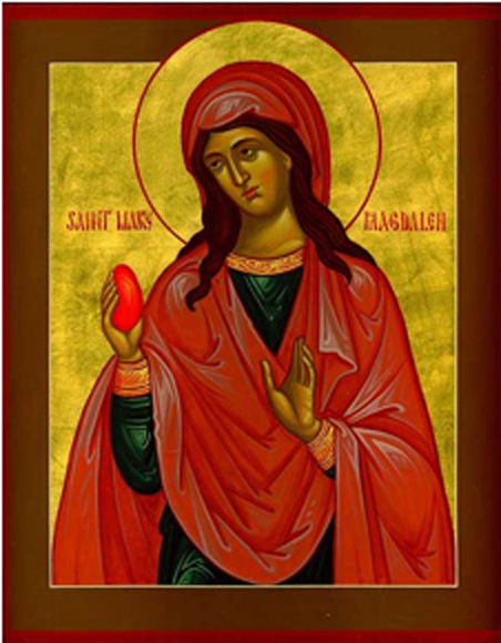 MaryMagdalene - Feast of Saint Mary Magdalene - July 22