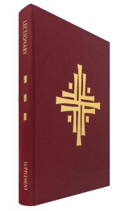 lectionary 9780814645130 186x300 - Supplement to the Lectionary Announced