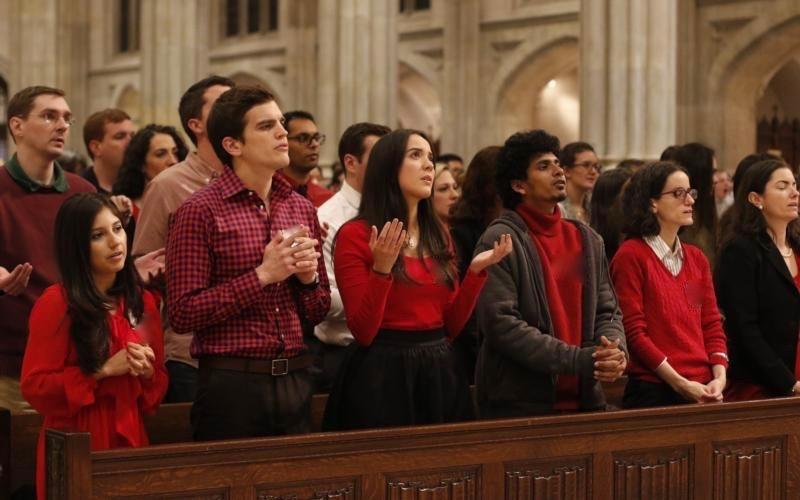 prayingatstpats 2 - Pray the Mass! Workshops
