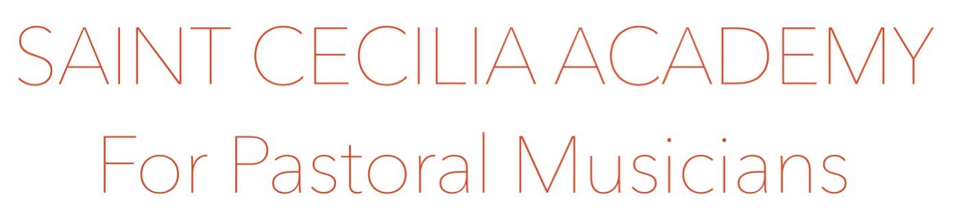 CECILIATITLE - St. Cecilia Academy