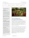 LiturgyUpdateDec2013 - Newsletter