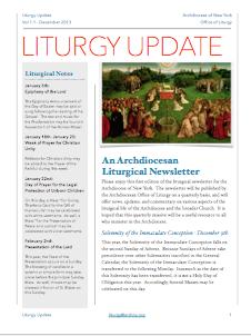 liturgyupdateicon - Contact-Newsletter