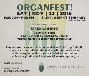Liturgy Organfest print ad 300x257 - Workshops