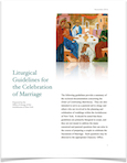 marriagecover - Archdiocesan Guidelines